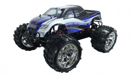 Planet Pro Monster Monstertruck 4WD 1:8, RTR