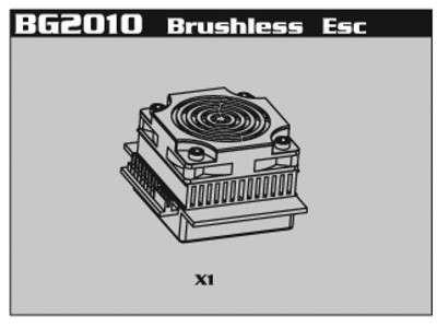 Brushless Regler 100A 2S - 4S