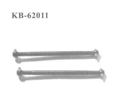 KB-62011 Antriebsknochen hinten, AM10ST