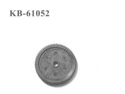 KB-61052 Hauptzahnrad