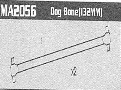 MA2056 Dog Bone Raptor