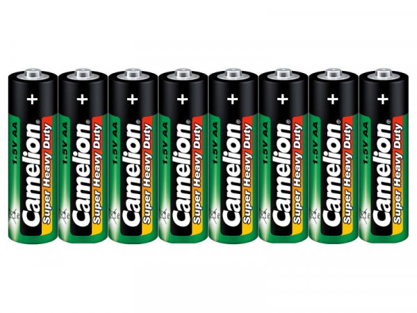 Batterie Camelion R06 Mignon AA (8 St. Value Pack)