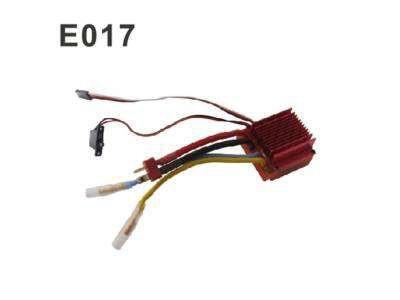 Brushed Regler E017 12V
