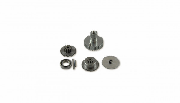 AMX Racing 6221MG Servo- Getriebe Set