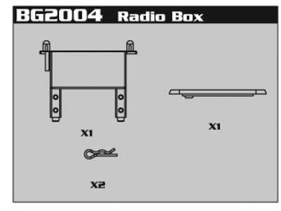 BG2004 Radio Box