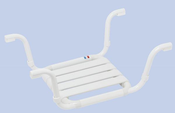 Nautica hängender Badewannensitz ohne Rückenlehne